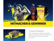 REWE Gewinnspiel Pepsi Max und Lay´s Chips