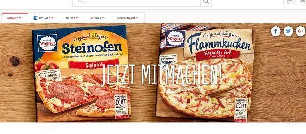REWE Gewinnspiel Wagner Pizza 30 DERTOUR Reisegutscheine