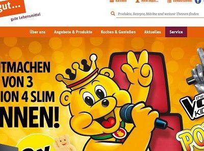 tegut Pombär Gewinnspiel Playstation 4 Slim Spielkonsolen