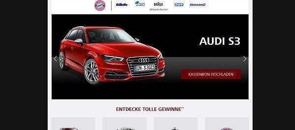 Audi S3 Auto Gewinnspiel Siegertypen.de 2018
