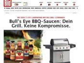 Bild Bulls Eye Gewinnspiel 2 Landmann Miton Grills
