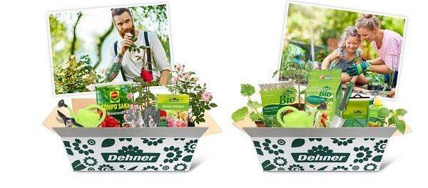 Dehner Gewinnspiel Geschenkboxen Garten