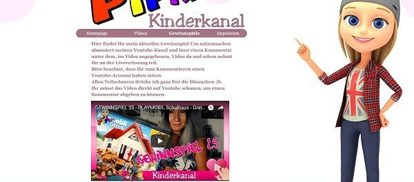 Gewinnspiel Pipapo Kinderkanal Playmobil Schulhaus