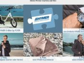 Hymer Gewinnspiel E-Bike Hymer Flyer