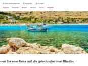 Kaufland Gewinnspiel Griechenland Reise gewinnen