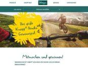 Kneipp Gewinnspiel Winora E-Bike Verlosung