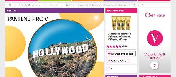 Los Angeles Reise Gewinnspiel Victoria Magazin