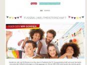 Otto Shopping Gewinnspiel TUI Reisegutscheine 35.000 Euro