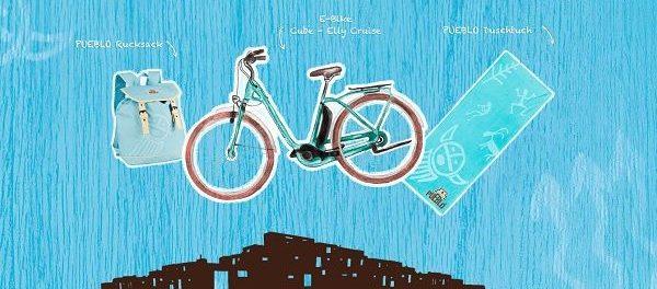 Pueblo Gewinnspiel E-Bike oder Rucksack