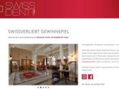 Swiss verliebt Urlaubs Gewinnspiel Romantik Wochenende