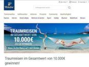 Tchibo Gewinnspiel 4 Traumreisen im Gesamtwert 10.000 Euro
