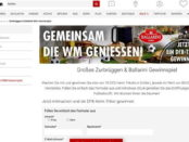 Zurbrüggen Gewinnspiel Ballarini verlost DFB Heimtrikots