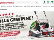 hagebaumarkt Gewinnspiel AL-KO Gartengeräte