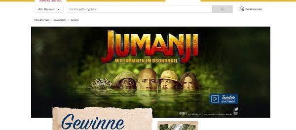 real Gewinnspiel Jumanji Portugal Abenteuertour Reise