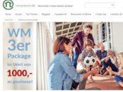 renovieren.de und Triflex Gewinnspiel WM Package gewinnen