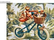 AD Magazin Gewinnspiel Banwood Kinder Laufrad