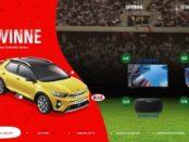 Auto Gewinnspiel Lorenz Snack World 3 Kia Stonic