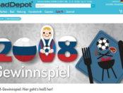 BadDepot WM Gewinnspiel Endspiel tippen