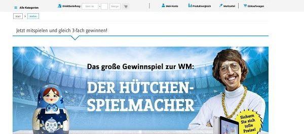 Conrad WM Gewinnspiel Apple iPads und wöchentlich Gutscheine