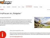 E-Bike Gewinnspiel Schimpfhauser und Dengler 2018