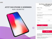 Ergo Direkt Apple iPhone X Gewinnspiel
