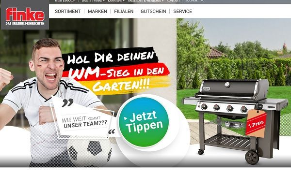Aldi Süd Gasgrill Juni 2017 : Finke wm tipp gewinnspiel weber gasgrill