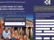 Freizeitpark Wochenendaufenthalt Gewinnspiel Klambt und Endres
