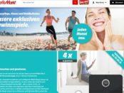 Media Markt Gewinnspiel Fitbit Aria 2 WLAN-Personenwaage