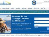 Mittelmeer Kreuzfahrt Reise Gewinnspiel Kreuzfahrtberater