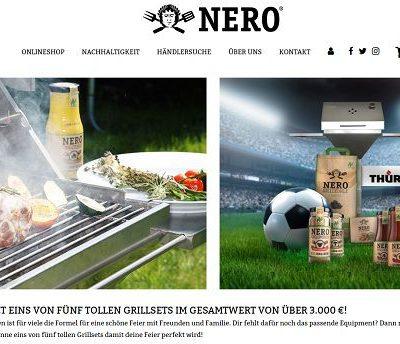 Nero WM Gewinnspiel Fußball Weltmeister 2018 tippen