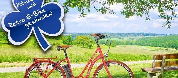 Omira Milch Retro E-Bike Gewinnspiel