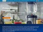 Philips Sommer Gewinnspiel 2018 Produkte gewinnen