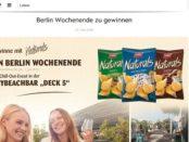 Reise Gewinnspiel Jolie und Lorenz Berlin Wochenende 5 Freunde