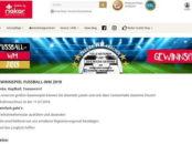 Rieker WM Gewinnspiel 55 Zoll LG Fernseher und Apple iPad