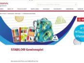 Rossmann Gewinnspiel 100 Stabilo Sets gewinnen