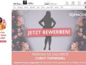Ulla Popken Curvey Topmodel Wettbewerb Fiat 500 gewinnen