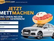 mett3000.com Auto Gewinnspiel Audi Q5 gewinnen