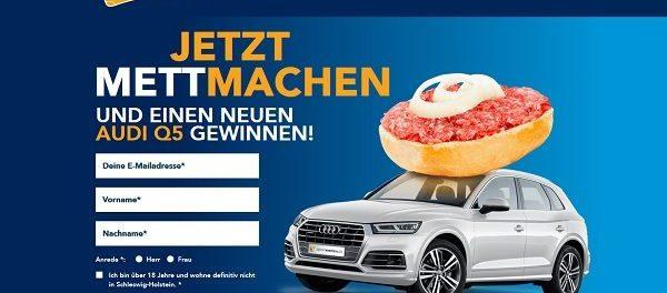 Auto Gewinnspiel Sportwetten.de Audi Q5 gewinnen