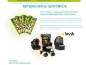real Gewinnspiel Winnie Puuh Kinderwagen und Entdeckerpakete