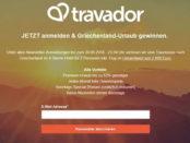 travador Reise Gewinnspiel Griechenland Urlaub 2 Personen