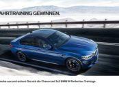 Auto Gewinnspiel BMW M Fahrtraining gewinnen