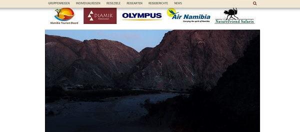 Diamir Reise Gewinnspiel Namibio Rundreise gewinnen