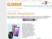 Glamour Gewinnspiele Samsung Galaxy S9+ mit GPS Fitness-Armband