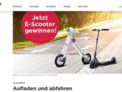 MONEYBAZE Gewinnspiel Elektro-Scooter Hammer K1