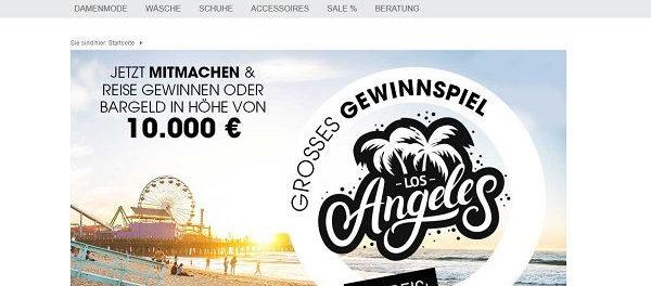 Mia Moda Reise oder Geld Gewinnspiel 10.000 Euro gewinnen