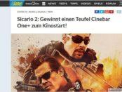 PC Games Gewinnspiel Teufel Cinebar Soundsystem gewinnen