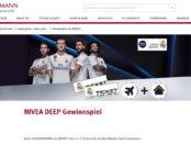 Rossmann Gewinnspiel Nivea Real Madrid Tickets und Reise