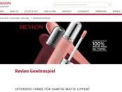 Rossmann Gewinnspiele 200 Produktpaketen von Revlon