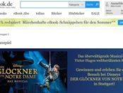 eBook.de Gewinnspiel Der Glöckner von Notre Dame Stuttgart Reise