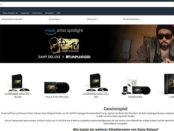 Amazon Gewinnspiel SaMTV Unplugged Hocker